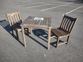 Sherwood Table & 2 Chairs
