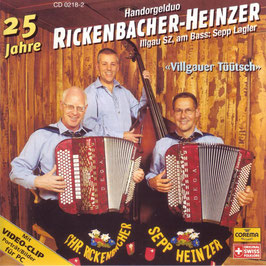20 Jahre Rickenbacher-Heinzer