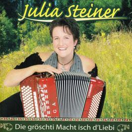 Julia Steiner (Die gröschti Macht isch d 'Liebi