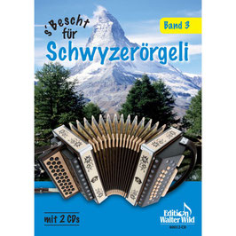 S'Bescht für Schwyzerörgeli Band 3