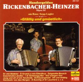 Gfällig&Gmüetlich (Rickenbacher-Heinzer)