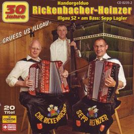 30 Jahre Rickenbacher-Heinzer