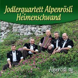 Jodlerquartett Alpenrösli