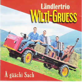 Wilti Gruess (ä Gäächi Sach)