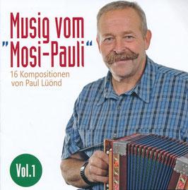 Mosi Paul CD 1