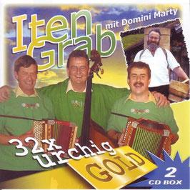 Iten-Grab (32 mal urchig Gold)