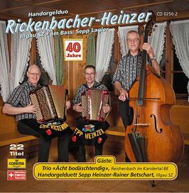 Rickenbacher-Heinzer (Neu)