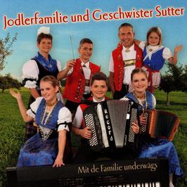 Jodlerfamilie Sutter