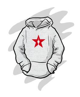 """kids hoodie """"star"""""""