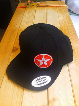 "snapback cap ""the black one"""