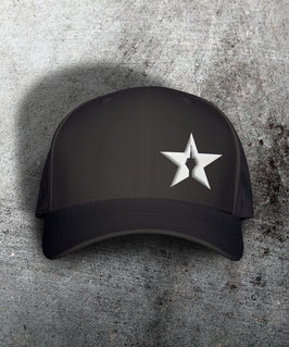 "original flexfit cap ""star"", asphalt"