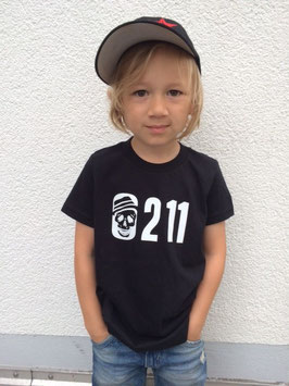 "kids shirt ""skull-zwo-elf"""