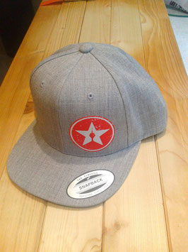 "snapback cap ""the heather one"""