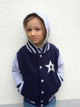 "kids college jacket ""star"""