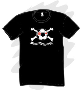 "1895x0211 kids shirt ""ball&bones"""