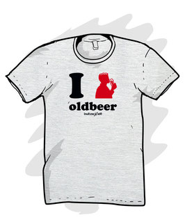 "basic tee boy ""oldbeer"""