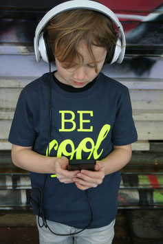 "kids shirt ""be cool"""