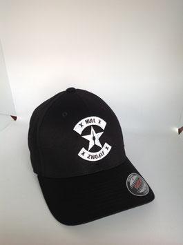 "NEU!!! original flexfit cap ""xxxx"", black"