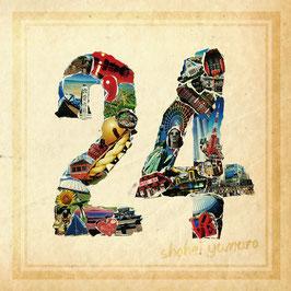 1st mini album『24』