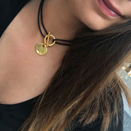 Collier Slash Médaille