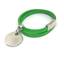 Cuir fluo vert