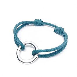 Bracelet rondelle fine