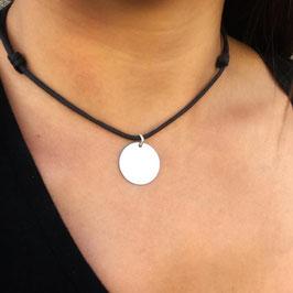 Collier Médaille Acia