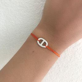 Bracelet maille fin