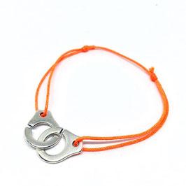 Bracelet menottes fin