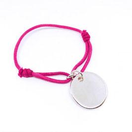Bracelet pendant médaille