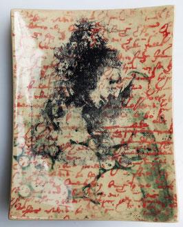 001      Schrift mit Bildnis