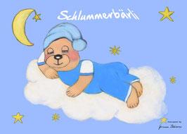 Schlummerbärli - Poster