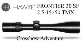 HAWKE® Frontier 30SF 2,5-15x50 Absehen TMX