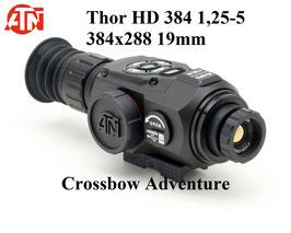 ATN Thor HD 384 1,25-5 384x288 19mm