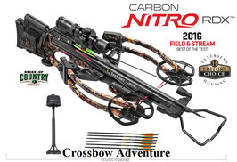 Tenpoint Carbon Nitro RDX ACUdraw