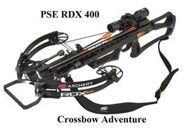 PSE RDX 400 black