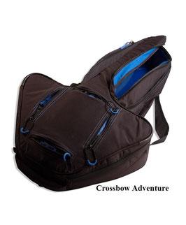 Armbrusttasche Carbon Express CX Slim Line
