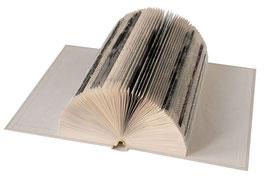 Fächerbuch: Zettelwirtschaft, groß