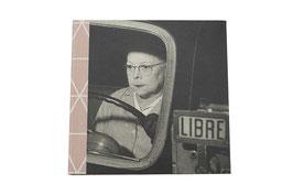 Notizbuch, groß: Libre