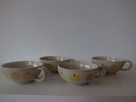 Cups (Set of 4) 11.3*14.2*5cm