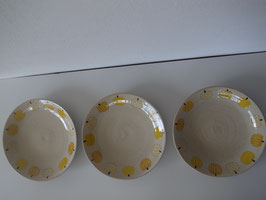 Plate (Set of 3) 18*18*3cm