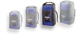 Wasserdichter Transportsack - 100 lt. schwarz-blau