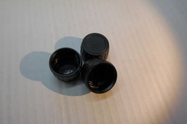 Drehverschluss aus BPA freiem Kunststoff - 3 Stück