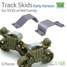 TR48004 1/48 Track Skids Set (Early Version) for M4 Family