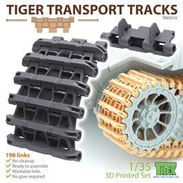 TR85010  1/35 Tiger Tracks Transport Type