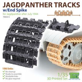 TR85013   1/35 Jagdpanther Tracks w/End Spike