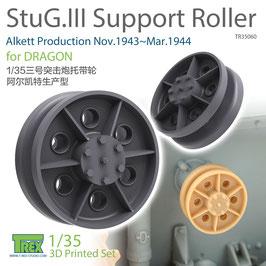 TR35060   1/35 StuG.III Support Roller Alkett Production Nov.1943~Mar.1944