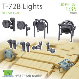 TR35044  1/35 T-72B Lights Guards Set