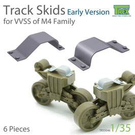 TR35046  1/35 Track Skids Set (Early Version) for M4 Family