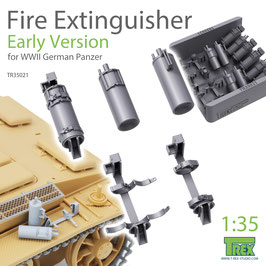 TR35021 1/35 FIRE EXTINGUISHER FOR GERMAN TANKS EARLY